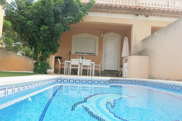 chalet con piscina privada-ref. 32